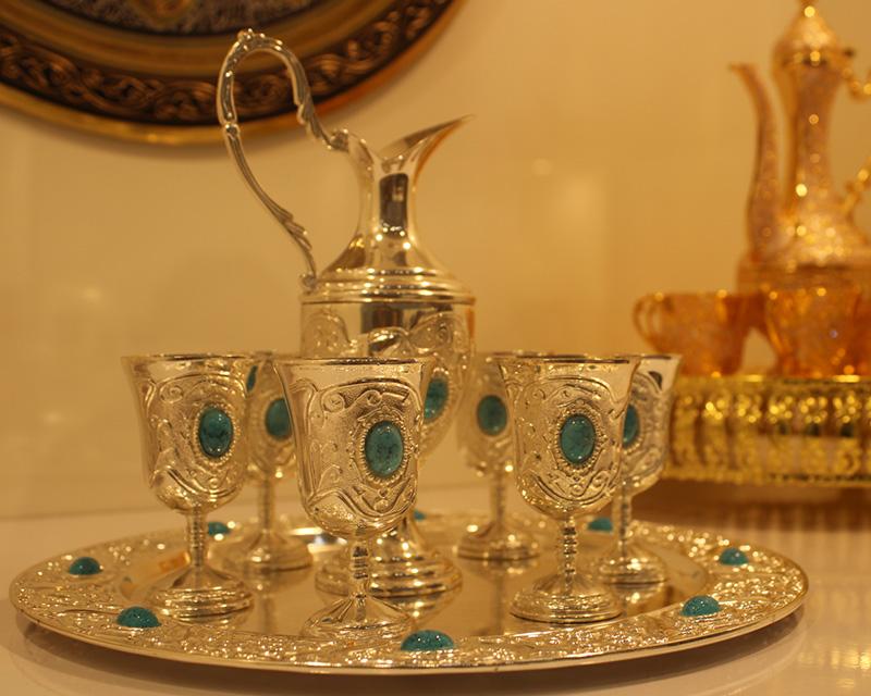 Сервиз от Al-Amar в Мол Марково Тепе