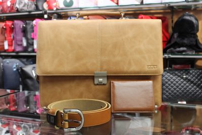 Комбинация от портфейл, колан или чанта