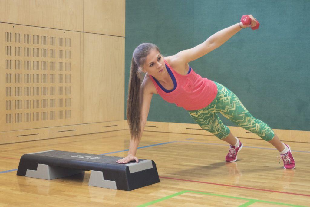 Steel Tonic тренировка във фитнес Атлетик