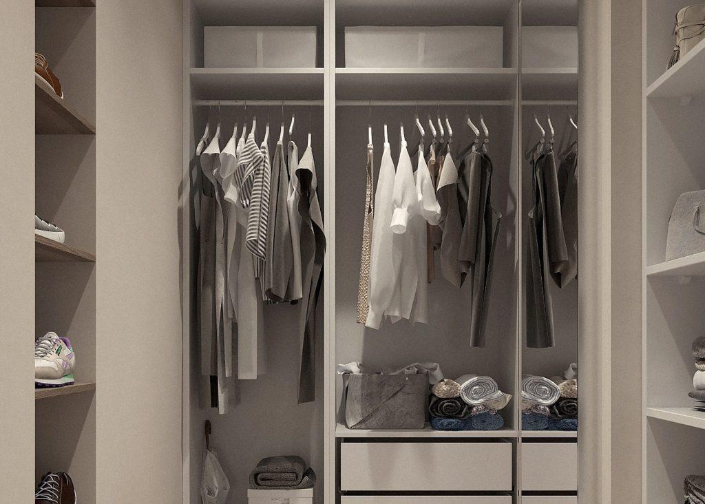 Как да подредиш гардероба си ефективно - Мол Марково Тепе