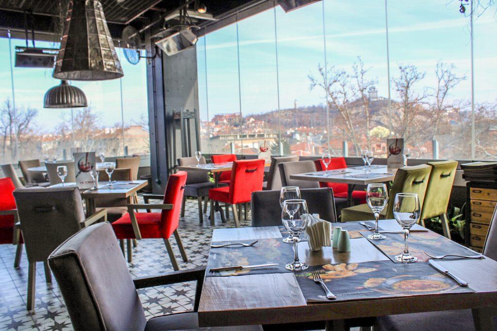 Ресторант Victoria Мол Марково Тепе