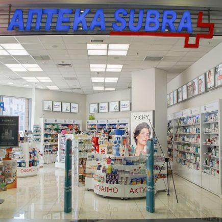 Аптека Subra