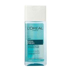 L'OREAL PARIS SKIN PERFECTING PURIFYING tonik NORMAL TO MIXED SKIN