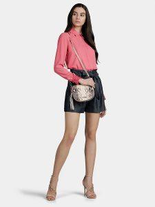 Къси панталони от лиосел от Liu Jo