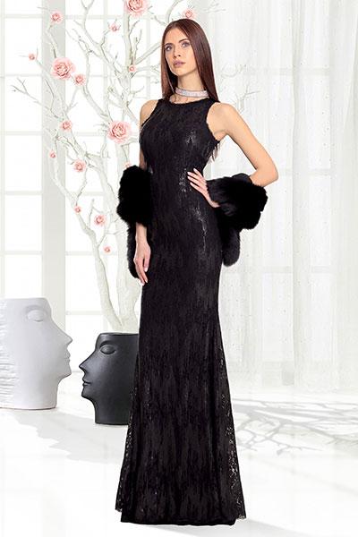 Дамска рокля Junona Pearl