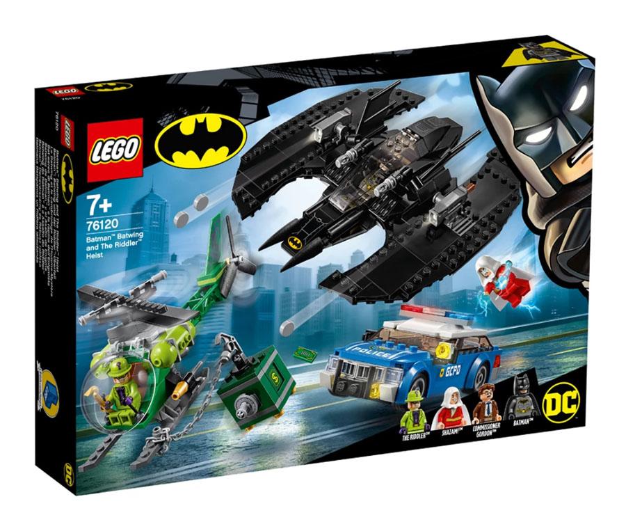 LEGO® DC Comics Super Heroes от магазин Комсед