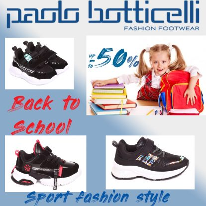 Discounts up to -50% in Paolo Botticelli store