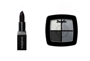 Черно червило стик Smashbox Be Legendary Cream Lipstick и Сенки Четворка Douglas Quatuor Eyeshadows от Douglas