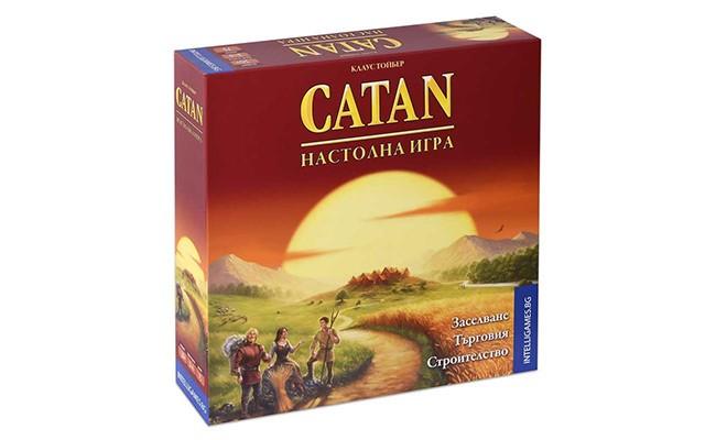 Настолна игра Catan