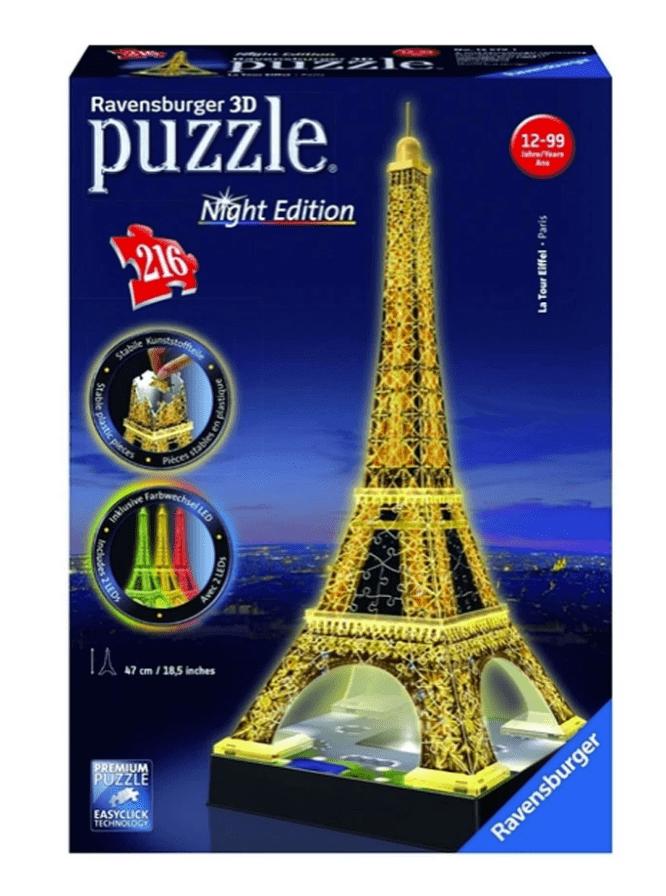 3D puzzle - Mall Markovo Tepe