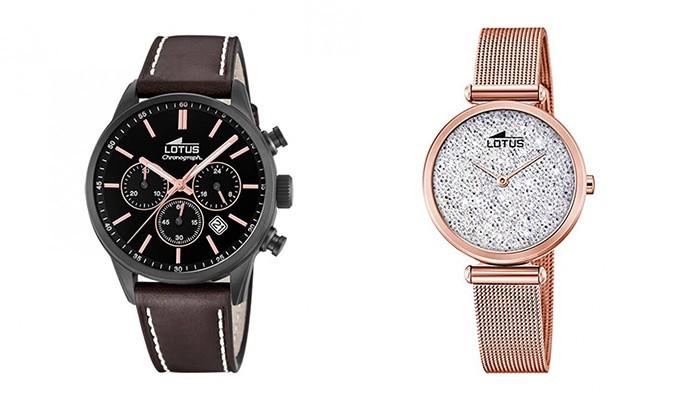 Мъжки и дамски часовник