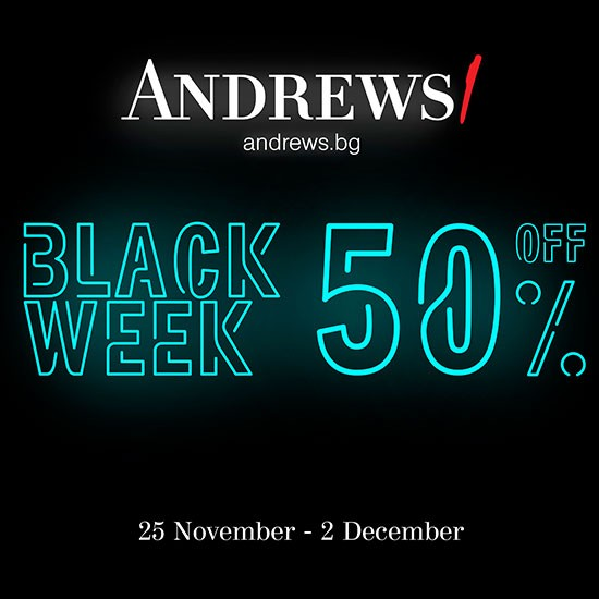 Andrews Black Week