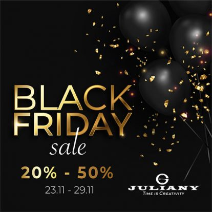 Black Friday в магазин Juliany
