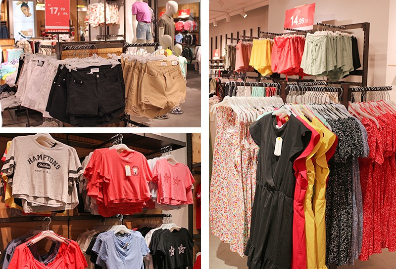 Terranova_women_summer_sales